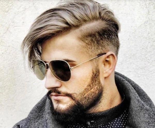 мужской парикмахер на западном