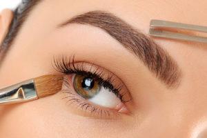 профессиональный макияж глаз в Ростове