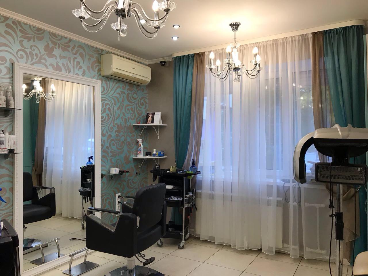Салон красоты, парикмахерская Верди на Западном