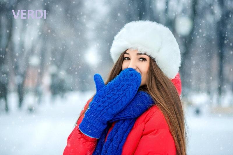 ухаживать за руками зимой