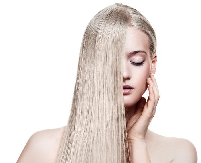 нано пластика волосы