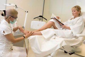 лечение вросшего ногтя в Ростове на дону