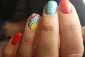 коррекция ногтей в ростове на западном