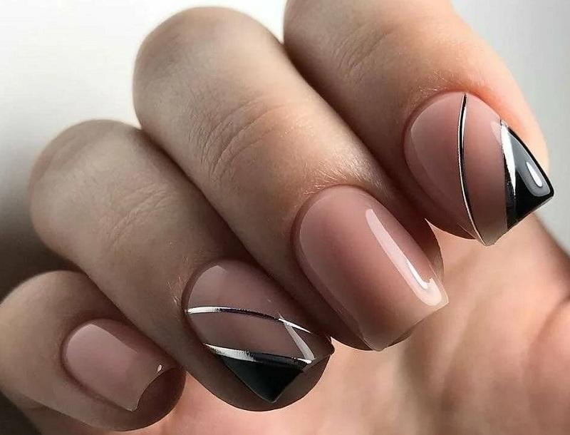 дизайн 2020 для ногтей короткой длины