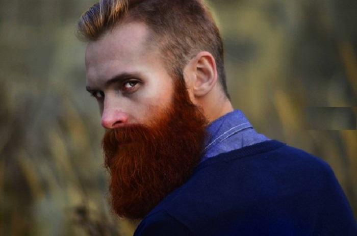 красить бороду
