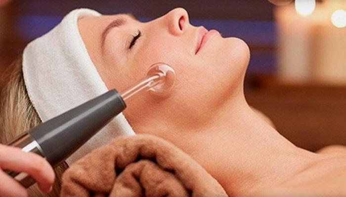 косметологические процедуры в салоне красоты