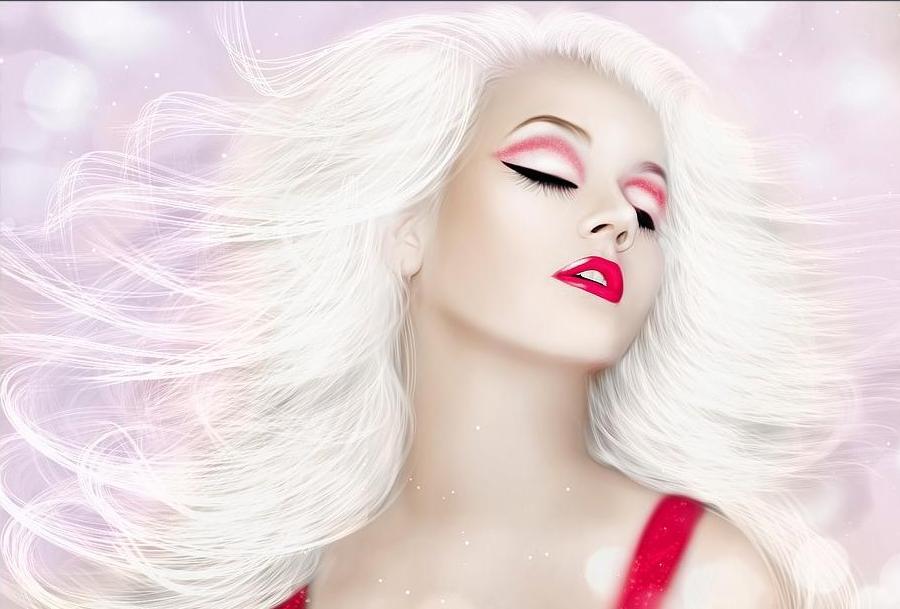 процедуры для осветленных волос