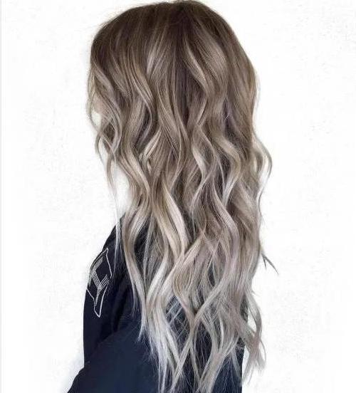 какой цвет волос будет модным зимой 2021