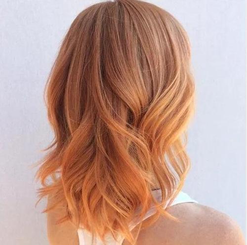 модный цвет волос зимой