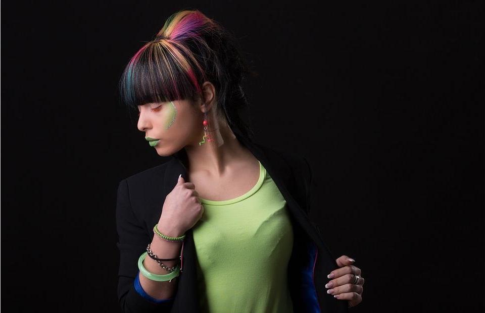 цветное тонирование волос в ростове